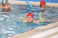 YÜZME KURSU - Ücretsiz Havuzlardan 35 Bin Kişi Faydalandı