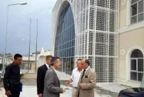 MEHMET BAHADıR - Vali Elban'dan 112 Acil Çağrı Merkezi'nde İnceleme