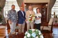 İSMAIL AYDıN - Vali Güvençer'e 'Hayırlı Olsun' Ziyaretleri