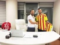 SINAN ÖZKAN - Alanyaspor'dan Sinan Özkan Yeni Malatyaspor'da