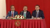 DEMOKRATİKLEŞME - Anayasa Komisyonu Mini Paket İçin Toplandı