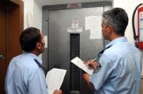 BİLİM SANAYİ VE TEKNOLOJİ BAKANLIĞI - Bakımı Geçen Asansörlere Mühür