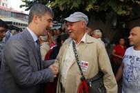 TURGAY ŞIRIN - Başkan Şirin Hacı Adaylarını Kutsal Topraklara Yolcu Etti