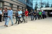 ABANT - Bolu'da FETÖ Operasyonunda 11 Kişi Adliyeye Sevk Edildi