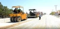 TAŞPıNAR - Büyükşehir'den Cihanbeyli Grup Yoluna 7 Milyonluk Yatırım