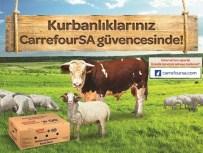 OMURİLİK FELÇLİLERİ - Carrefoursa'da Kurban Satışları Başlıyor