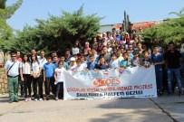 GAZİ YAKINI - Çocuklar SODES Projesi İle Tarihi Ve Doğal Güzellikleri Gördü