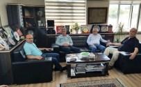 METİN ORAL - Ellibeş'ten Oral'a Ziyaret