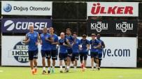 CAN BARTU - Fenerbahçe, Grasshopper Maçı Hazırlıklarını Sürdürüyor