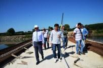 ULUKÖY - Hacılıçay Köprüsü Mahalleleri Kavuşturacak