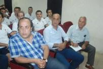 ADEM ARSLAN - Hakemler Ve Gözlemciler Aydın'da Eğitimden Geçti