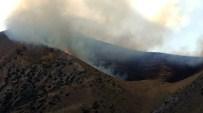 ORMAN MÜDÜRLÜĞÜ - Hakkari'de Orman Yangını Söndürülemiyor