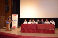 ERMENILER - Iğdır'da 'Metzamor Nükleer Santrali' Toplantısı