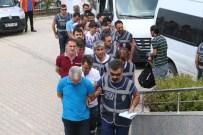 İskenderun'da 14 Polis Daha FETÖ'den Gözaltına Alındı