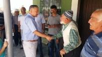 MURAT DURU - Kaymakam Murat Duru Ayvazhacı Mahallesini Ziyaret Etti