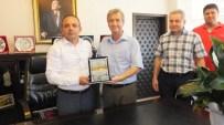 Kaymakam Öner Belediyespor Yönetimini Kabul Etti