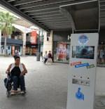 ÖZGECAN ASLAN - Mersin'de Akülü Araçlara Şarj İstasyonu