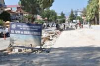Milas'ta Çalışmalar Hızlandı