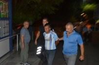 YUNUS TİMLERİ - Polise Ateş Ederek Kaçan Şahıslar Kıskıvrak Yakalandı