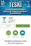 GOOGLE - TESKİ'nin Mobil Uygulaması Hizmete Açıldı