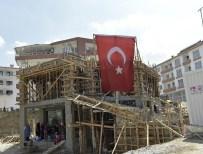 ABDULLAH ÖZER - 2. Ortatepe Camii'nin Temeli Dualarla Atıldı
