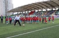KARAGÜMRÜK - 2016 Copa İstanbul Esenyurt Turnuvası Başladı
