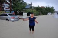 Bartın'da sel felaketi!