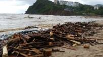 MAHSUR KALDI - Bartın'da Yaşanan Sel Felaketi Hayatı Olumsuz Etkiledi