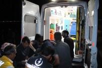 YARıMCA - Buğday Yüklü Traktörün Yol Açtığı Kazada 3'Ü Ağır 10 Yaralı