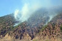 ORMAN İŞÇİSİ - Çorum'da 3 Gün Önce Başlayan Yangın Kontrol Altına Alındı