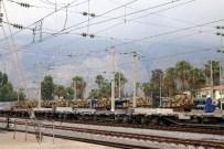 PAYAS - Darbecilerden Kurtarılan 8 Obüs Tankı İskenderun'da
