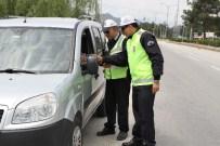 MAHSUNI ŞERIF - Egzosu Abartanlara Polis Ceza Yağdırdı