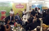 FILDIŞI SAHILLERI - Fildişi Sahilleri Ve Kamerun Çaykur'la Tanıştı