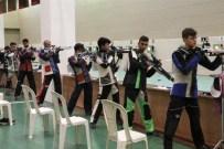 MURAT ARSLAN - Havalı Ateşli Silahlar Gençler Milli Takım Seçmeleri Mersin'de Yapıldı