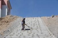ÜÇKUYU - İncesu Belediyesi 10 Milyon Tl'lik Yatırım Proğramı Çerçevesinde Çalışmalarına Devam Ediyor