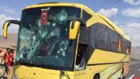 TFF SÜPER KUPA - Konya'da çirkin olay! Beşiktaş taraftarlarına saldırı