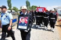 CELALETTIN GÜVENÇ - Şehit Polis Memuru Dualarla Uğurlandı