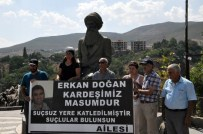 AHMET DOĞAN - Tunceli'de TİKKO Protestosu