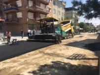 MEHMET ÇETIN - Uşak Belediyesi Şehri Değiştirmeye Devam Ediyor
