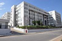 KAMU BİNASI - Yapımı Tamamlanan Yeni Gebze Adliye Sarayı Açılış İçin Gün Sayıyor