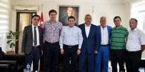 SAGALASSOS - AKBB'den Burdur'a Hizmet Gezisi