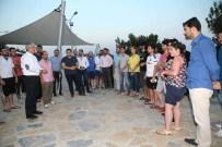 HÜSEYIN MUTLU - Başkan Akpınar, CHP'li Gençlerle Buluştu
