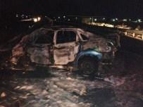 CANDARLı - Bergama'da Trafik Kazası Açıklaması 4 Yaralı