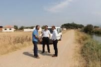 ATAKÖY - Büyükşehir, Ahmetli'nin Yollarında Çalışıyor