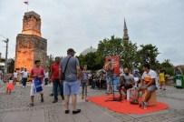 NEŞET ERTAŞ - Darbeye Karşı Müzik Sokakta Devam Ediyor