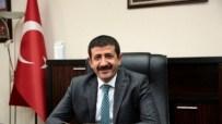 GEZİ OLAYLARI - Ekinci'den AK Parti'nin Kuruluş Yıldönümü Mesajı