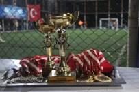 ENVER ÖZDERİN - İnönü'de 3. Geleneksel Halı Saha Futbol Turnuvası Tamamlandı