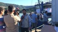 Karadan Ulaşılamayan Kurucaşile'ye Tekne İle Yardım Gönderildi
