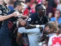 THEO WALCOTT - Liverpool, Arsenal'i Evinde Mağlup Etti