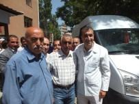 HACI KAFİLESİ - Malazgirtli Hacı Adaylarına Uğurlama Töreni